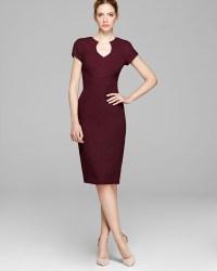 Lyst - Black Halo Sheath Dress Short Sleeve Gypsy Rose in ...