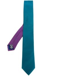 Lyst - Paul Smith Two-tone Tie in Blue for Men