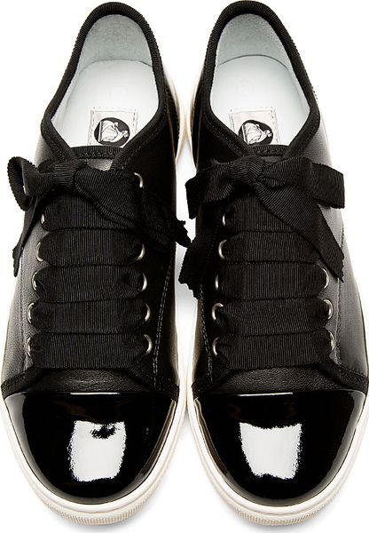 black fashion sneakers womens
