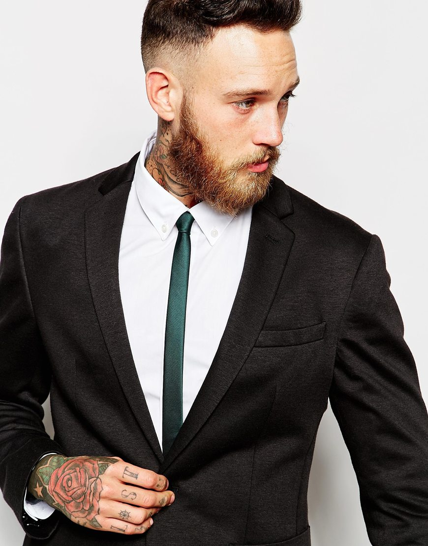 Man Skinny Tie Pictures to Pin on Pinterest