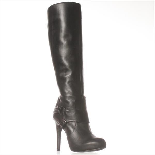 Jessica Simpson Avern Knee High Boot In Black Lyst