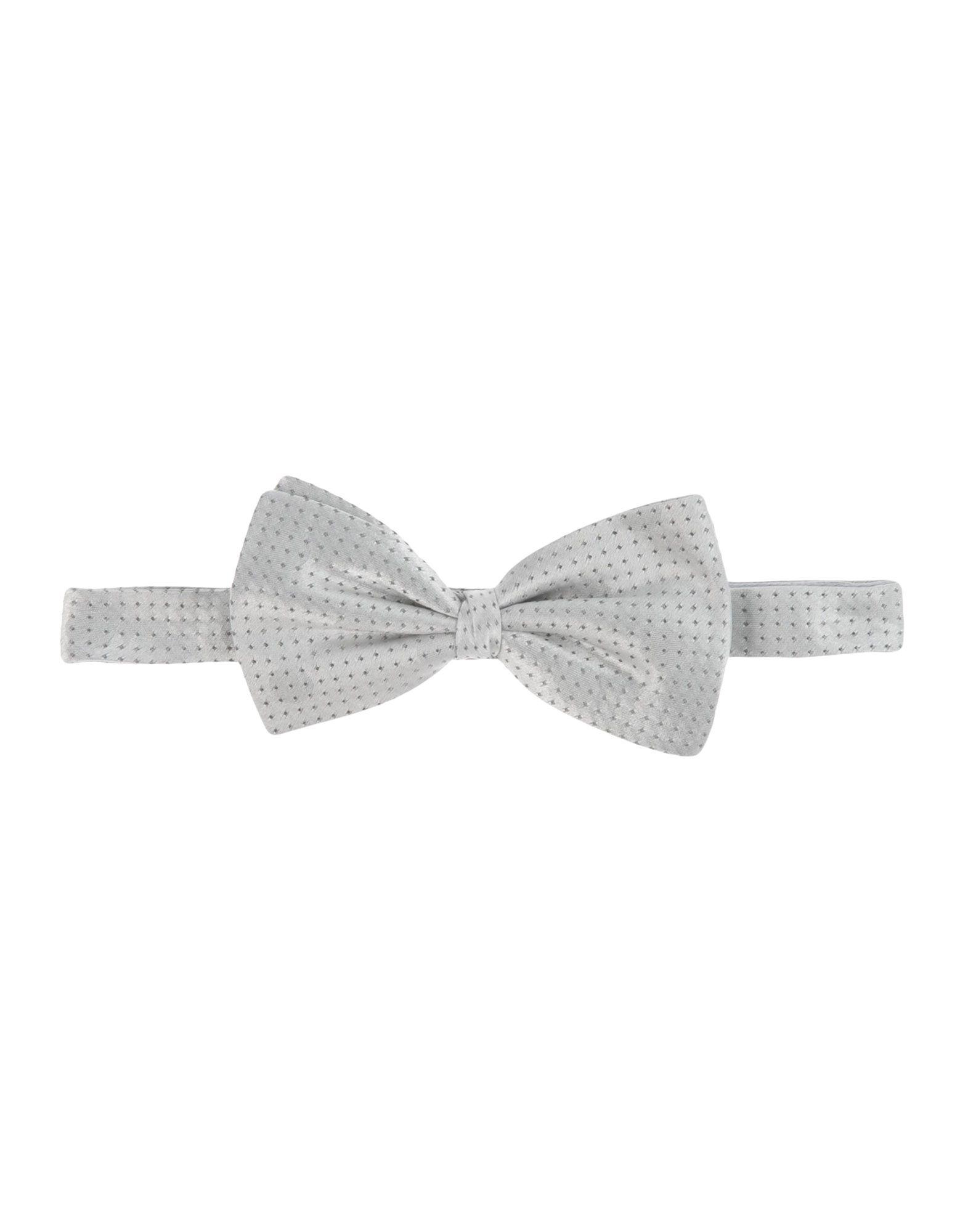 Tonello Bow Tie in Gray for Men