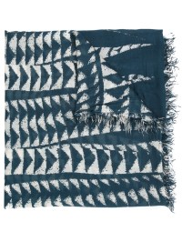 Lyst - Yigal Azroul 'sansseviera' Scarf in Blue
