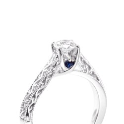 Beauteous Vera Wang Love Ice Solitaire Diamond Ring Product 1 27488082 2 999261530 Normal Vera Wang Engagement Rings Princess Cut Vera Wang Engagement Rings Blue Sapphire wedding rings Vera Wang Engagement Rings