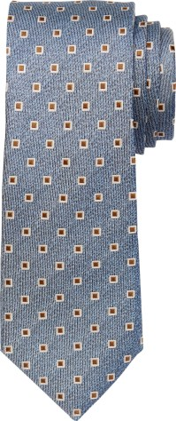Jos. a. bank Joseph Abboud Square Pattern Tie in Blue for ...