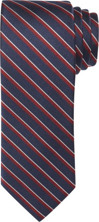 Lyst - Jos. A. Bank Executive Collection Stripe Tie in ...