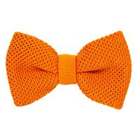 40 colori Gold Solid Silk Knitted Bow Tie in Metallic for ...