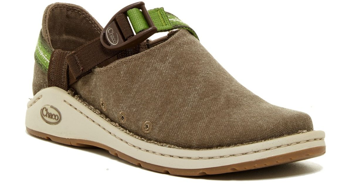Lyst Chaco Pedshed Gunnison Slip On Shoe