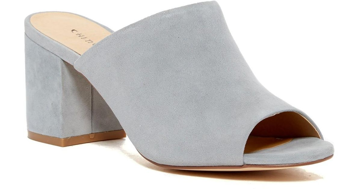 Lyst Chinese Laundry Ringer Mule