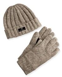Ugg Scarf And Gloves Set