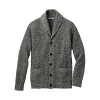 Men'S Shawl Collar Cardigan Sweater Pattern - English ...