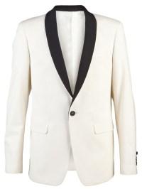 Msgm Shawl Collar Blazer in Beige for Men (cream)   Lyst
