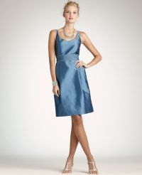 Silk Dupioni Bridesmaid Dresses - Bridesmaid Dresses