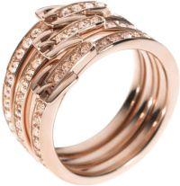 Rose Gold Rings: Michael Kors Rose Gold Rings For Women