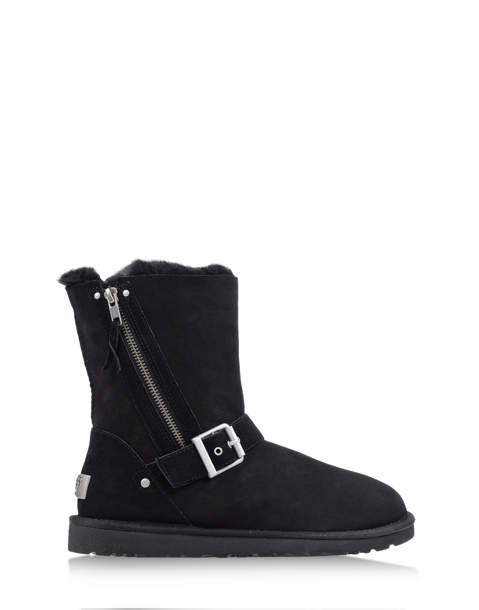 Ugg Rain Cold Weather Boots In Black Lyst