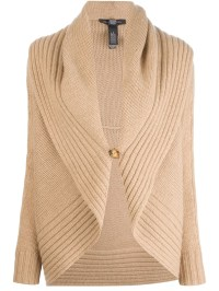 Lauren By Ralph Lauren Shawl Collar Cardigan - Sweater Vest