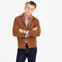 Shawl Collar Cardigan Sweaters - Sweater Vest