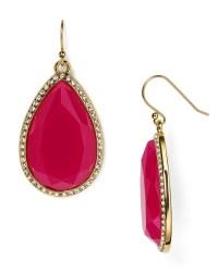 Lyst - Kate Spade New York Day Tripper Pav Earrings in Pink