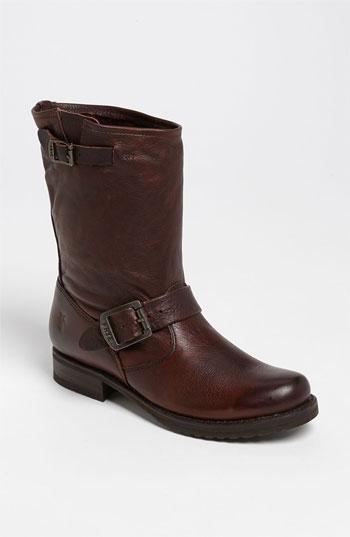Frye 39veronica Shortie39 Slouchy Boot In Brown Lyst