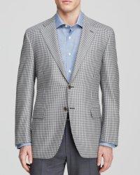 Houndstooth Sport Coat - Coat Racks