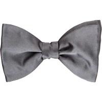 Lanvin Satin Alber Bow Tie in Gray for Men (Grey) | Lyst