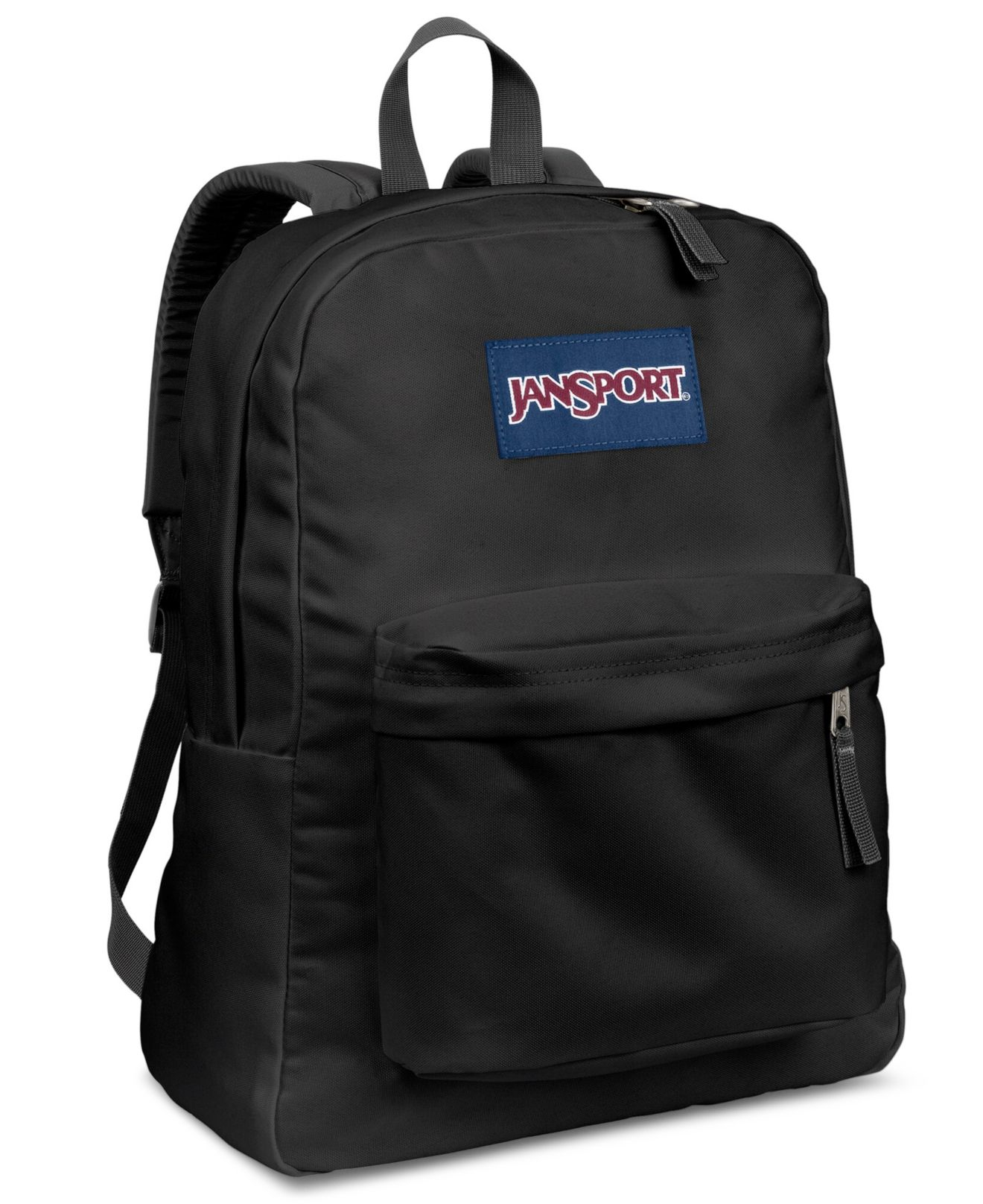 Backpack Black Lyst Jansport Superbreak Backpack In Black In Black For Men