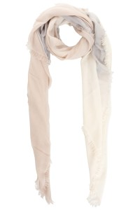 Lyst - Bajra Ombre Tricolor Scarf in Gray