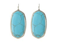 Kendra scott Danielle Earrings in Blue | Lyst