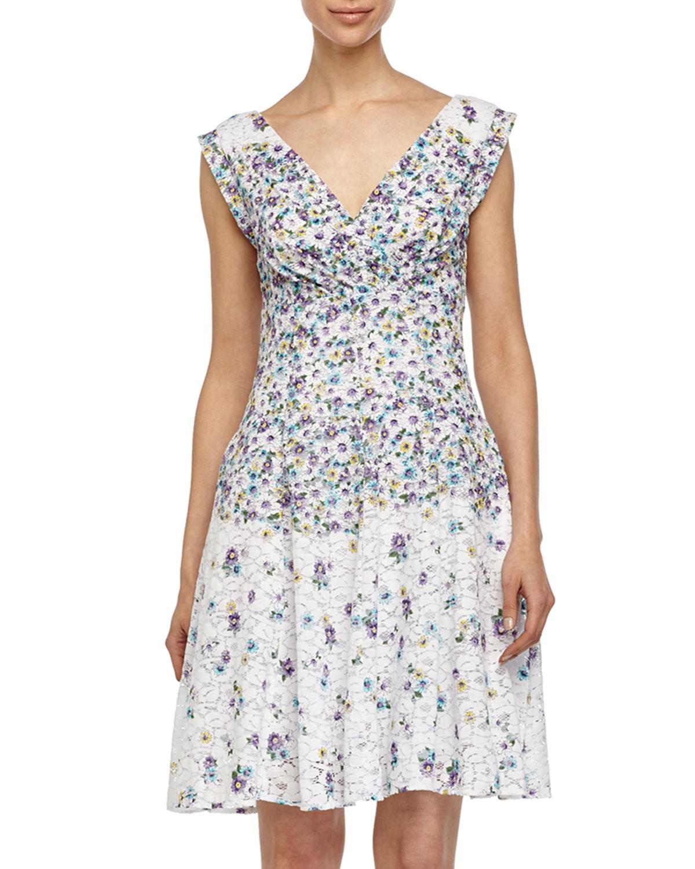 nordstrom rack floral dress