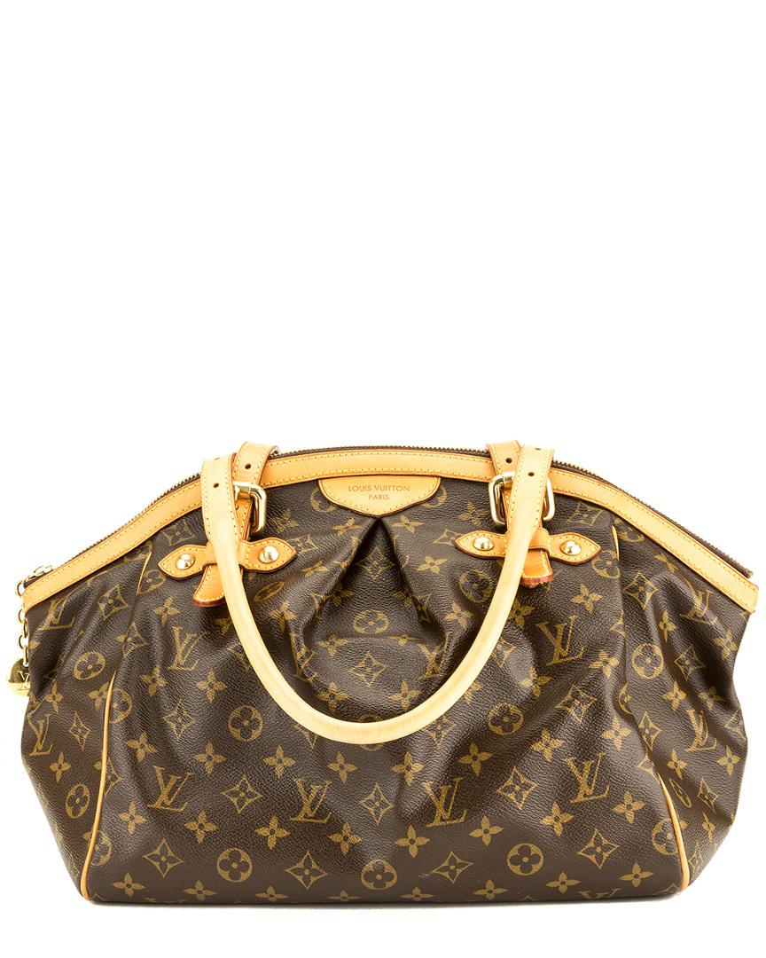 Tivoli Gm Louis Vuitton Monogram Canvas Tivoli Gm In Metallic Lyst