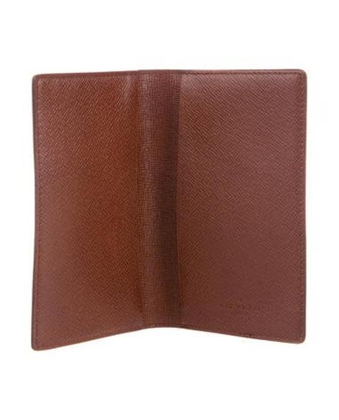 Lyst - Louis Vuitton Monogram Mini Address Book W/ Notebook Tan in