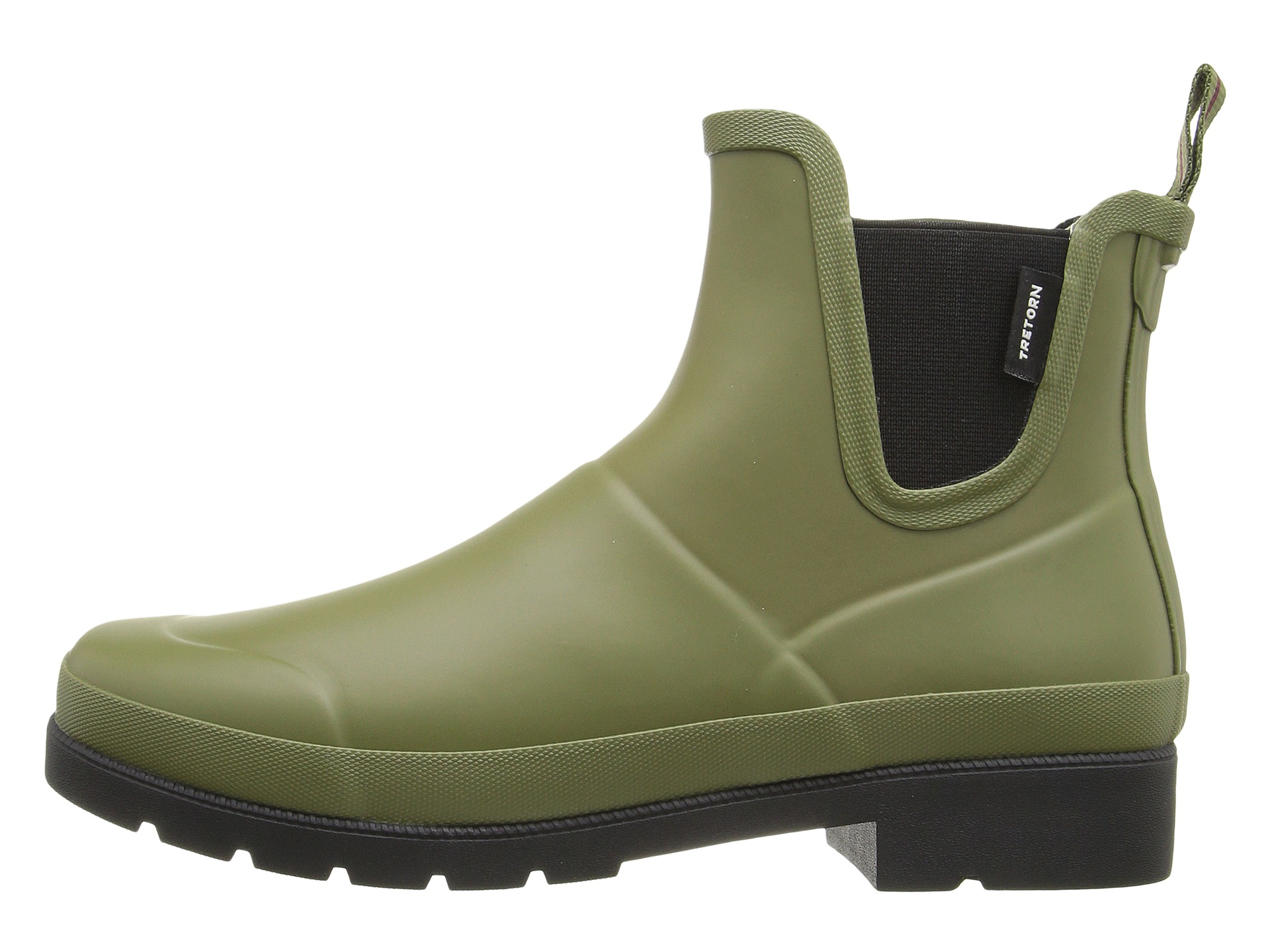 Lyst Tretorn Lina Short Rain Booties In Green