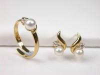 Super Pearl Ring Set @QT42  Advancedmassagebysara