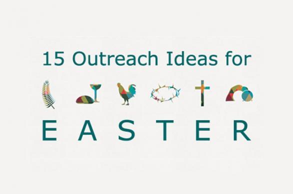 15 church outreach ideas for Easter » UMC Outreach Tips United