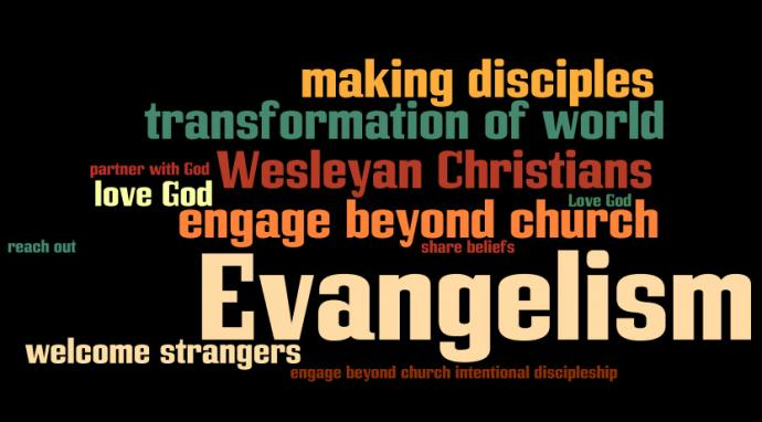 Commentary Discipleship requires evangelism \u2013 The United Methodist
