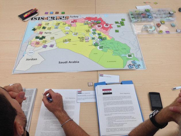 Les militaires canadiens apprendront à lutter contre Daech en s'amusant