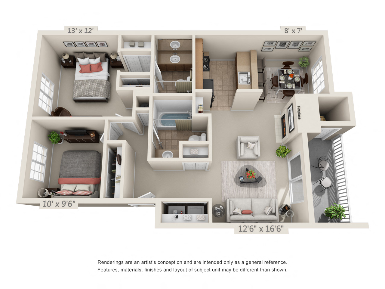 Floor Plans Of Waterford In Everett Wa