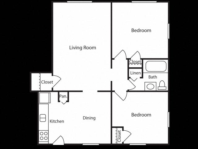 Floor Plans Of Terraces At Bellevue In Richmond Va