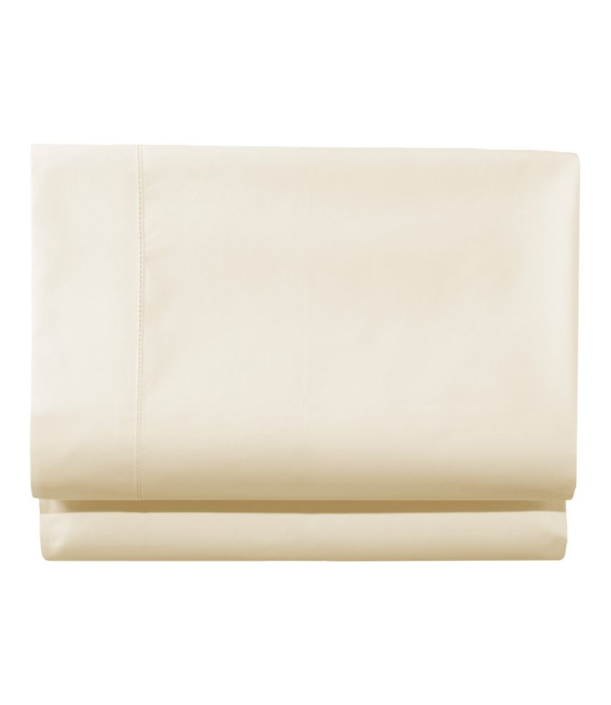 280-Thread-Count Pima Cotton Percale Sheet, Fitted | Free Shipping