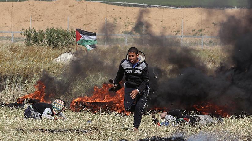 EE.UU. bloquea resolución de la ONU que condena a Israel por los enfrentamientos mortales en Gaza