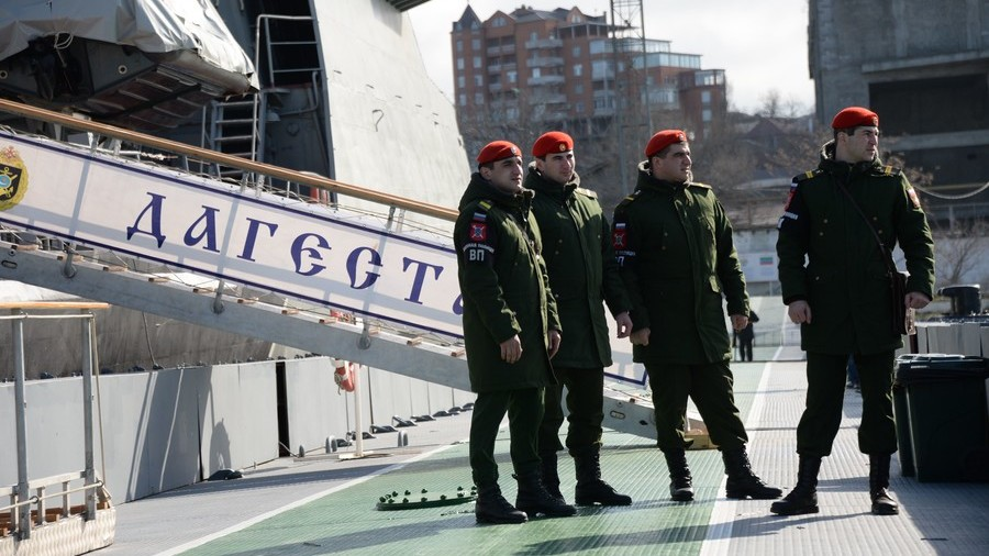 Russian navy unveils plan for specialized military police \u2014 RT