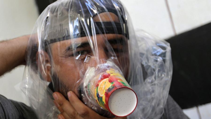 Terrorists  White Helmets met in Idlib to prep for final stage - telefonnã seznam