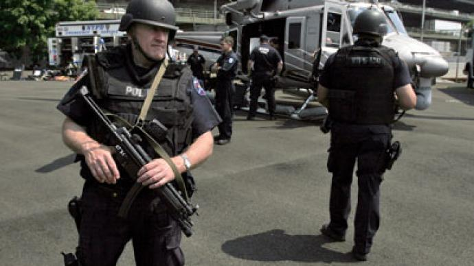 Pentagon stops giving out free guns to police \u2014 RT US News