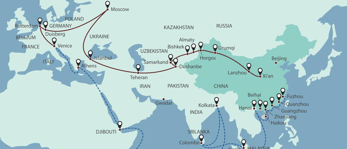 Is the new \u0027Great Game\u0027 a China-Russia duel over Central Asia?