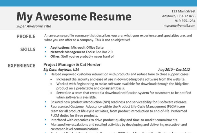make a resume for first job - Alannoscrapleftbehind - how to write a resume for school