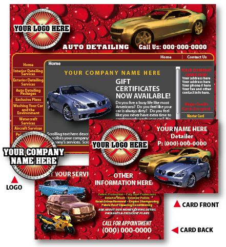 Creative Services for Auto Detailers - Detail King