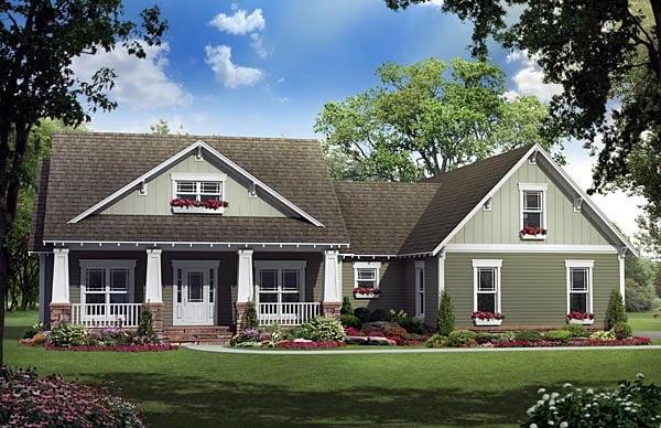 bungalow house plan 59192