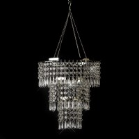 Opentip.com: Elegance by Carbonneau Chandelier-15-Clear ...