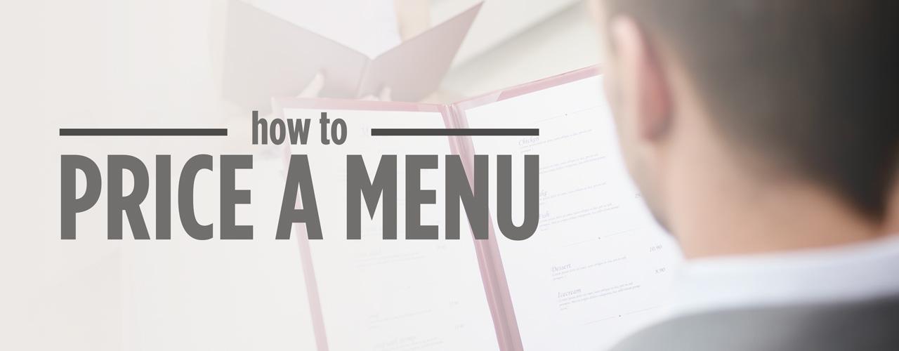 Restaurant Menu Pricing How to Price a Menu Descriptions