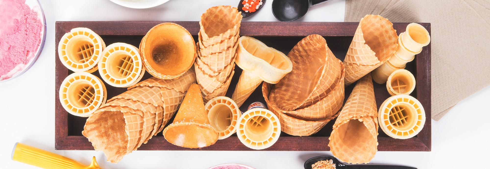 Different Types Of Ice Cream Cones Choosing The Best Ice